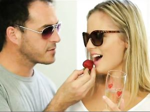 Erotic Creampie Sex With A Smoking Hot Young Blonde