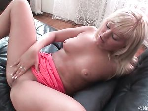 Puffy Nipples Girl Fucking A Big Dildo And Dick Erotically