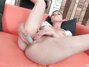 Public Foreplay Arouses The Cute Slut For Anal Sex