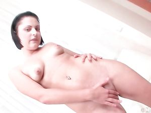 Worshiping Teen Pussy With His Talented Tongue