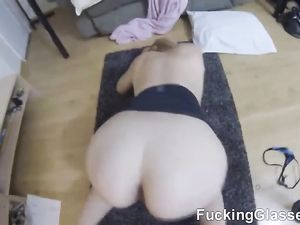 Public Titty Flashing Turns To POV Hardcore Fucking