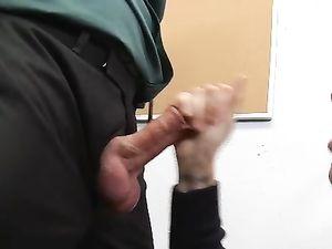 Schoolgirl In A Sweater Fucks Her Teacher For An A