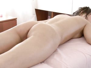 Skinny Cutie With A Tight Ass Gets A Hardcore Massage