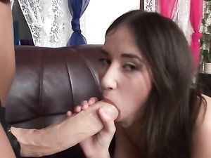 Sluts Get Out The Big Strapons And Stretch Holes