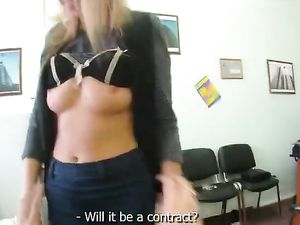 Young Blonde Blows And Rides The Dick In Hot POV