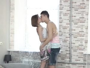 Passionate Anal Lovemaking Session With A Hot Babe
