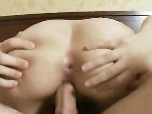Anal With Her Boyfriend Makes Her Very Pleased