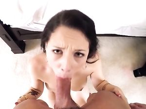 Noelle Easton Sucks Your Hard Cock Like A Slut