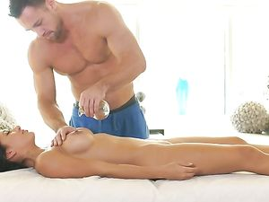 Hot sexy massage porn