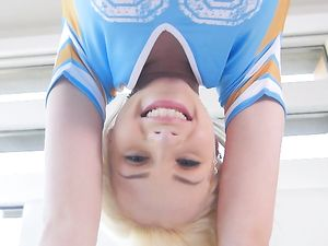 Perfect Blowjob From Elsa Jean Gets Him Hard For Sex