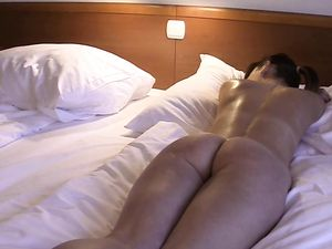 Slutty Teen Visits His Hotel Room For POV Porn