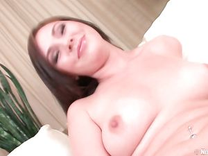 Close Up Teen Cunt Is Pink And Wet For Fucking